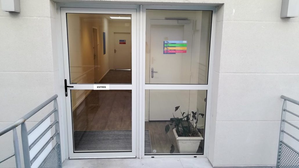 Porte d'entrée (Photo)