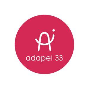 ADAPEI 33 (Logo)