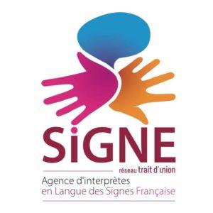 Signe - Agence d'interprètes (Logo)
